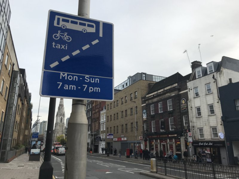 Westminster Bridge Road & Lambeth Road bus lanes to operate daily