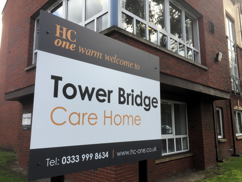 Tower Bridge Care Home still 'requires improvement' says CQC