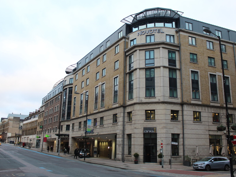 Southwark Bridge Road hotel changes hands for £64 million
