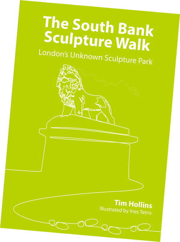 South Bank Sculpture Walk: new guide to public art by the river