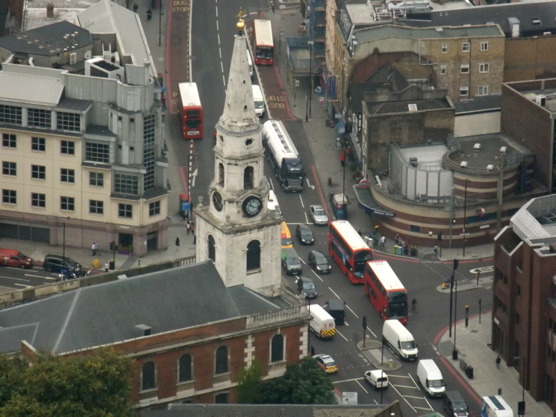 Borough High St / Marshalsea Rd TfL plans: last chance to comment