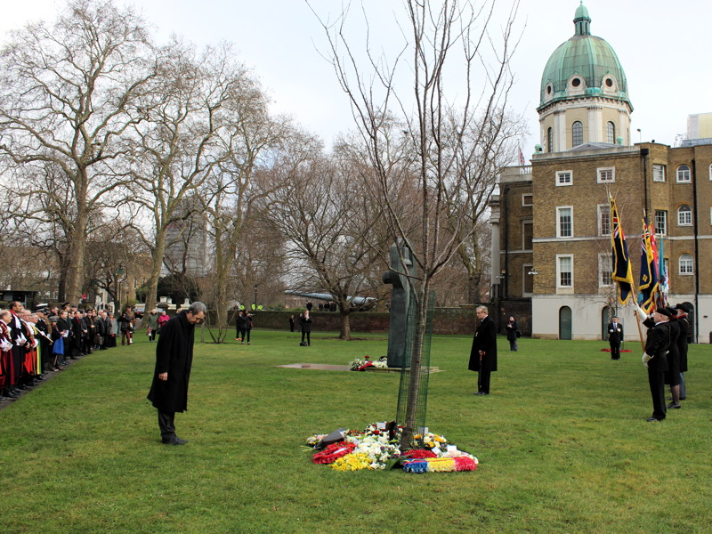 Southwark remembers the Holocaust on eve of 2018 memorial day