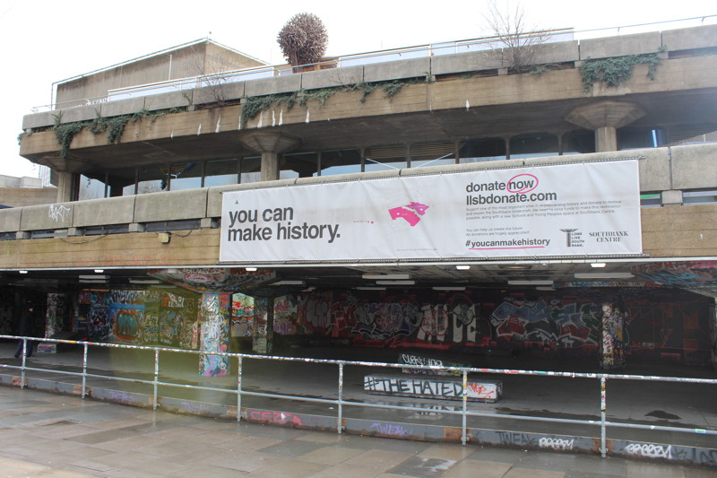 Sadiq awards £700k to South Bank undercroft project