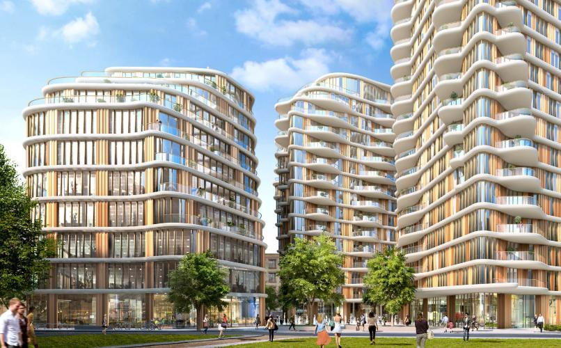 Bankside's 185 Park Street scheme bought by Slovakian developer