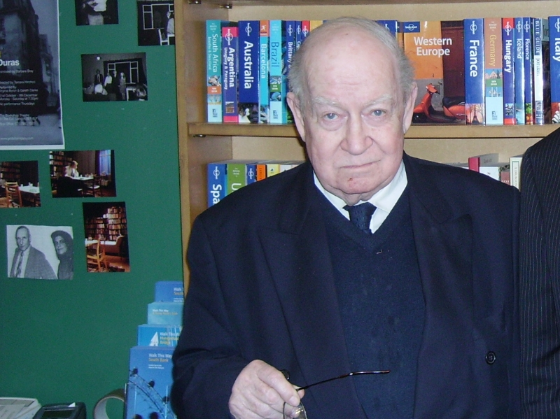John Calder, founder of Waterloo's Calder Bookshop, dies aged 91
