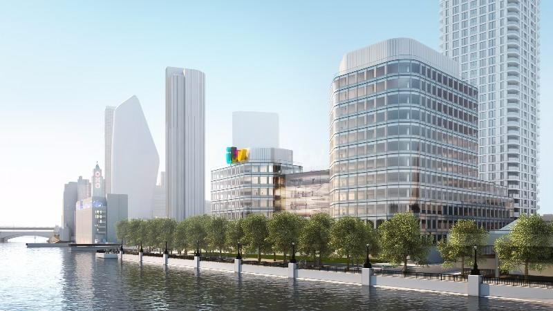 ITV abandons South Bank HQ plans and puts site up for sale