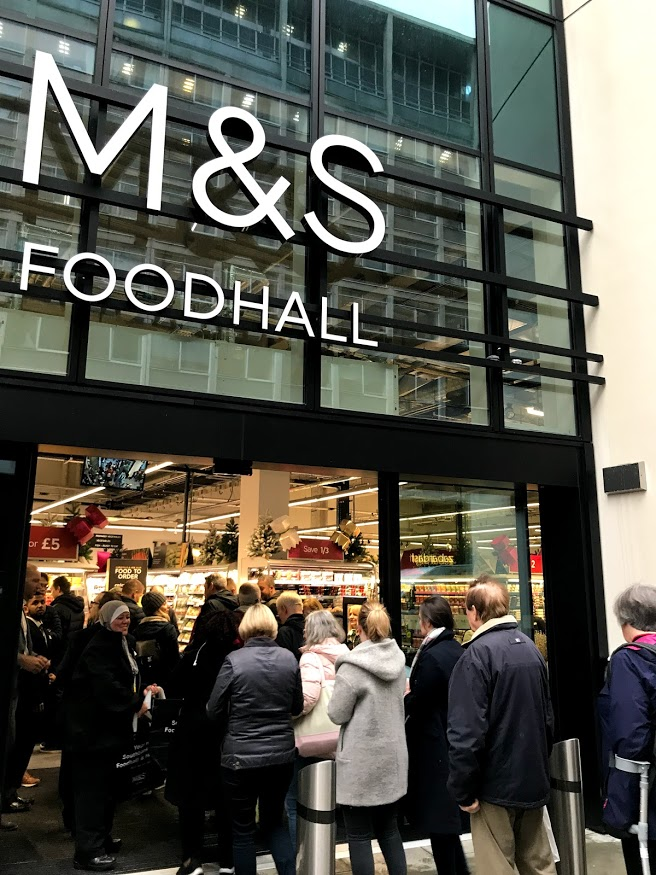 M&S Foodhall and Boots open at Southbank Place in York Road