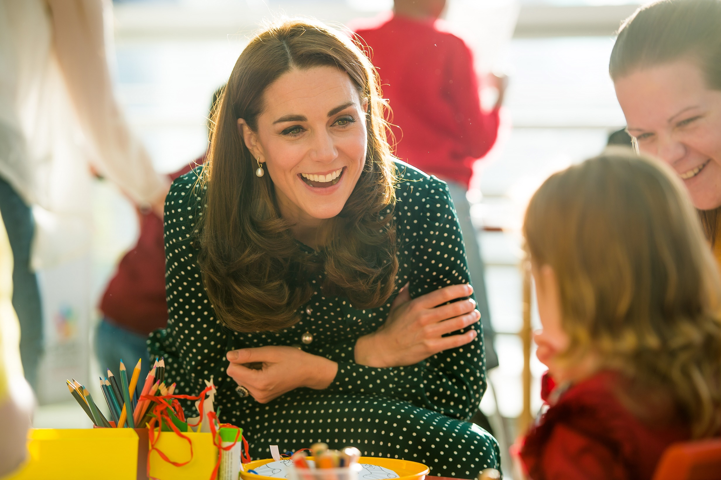 Duchess of Cambridge to be patron of Evelina Children's Hospital