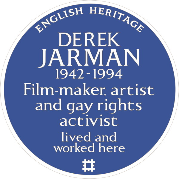 Derek Jarman to get blue plaque at Butler's Wharf