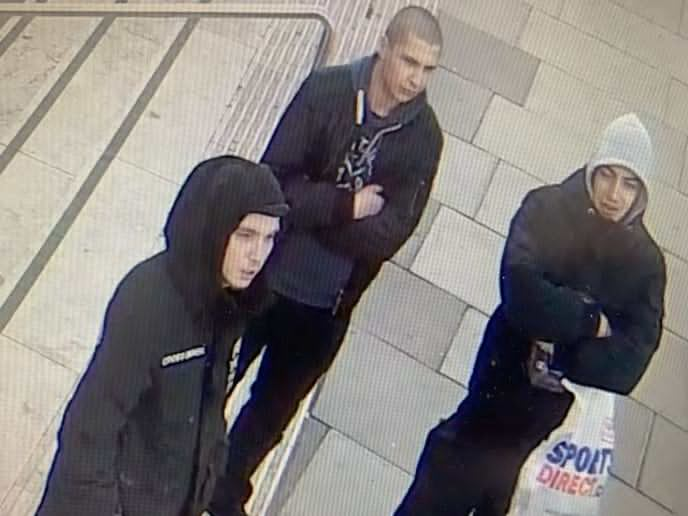 Homophobic assault on the South Bank: police appeal