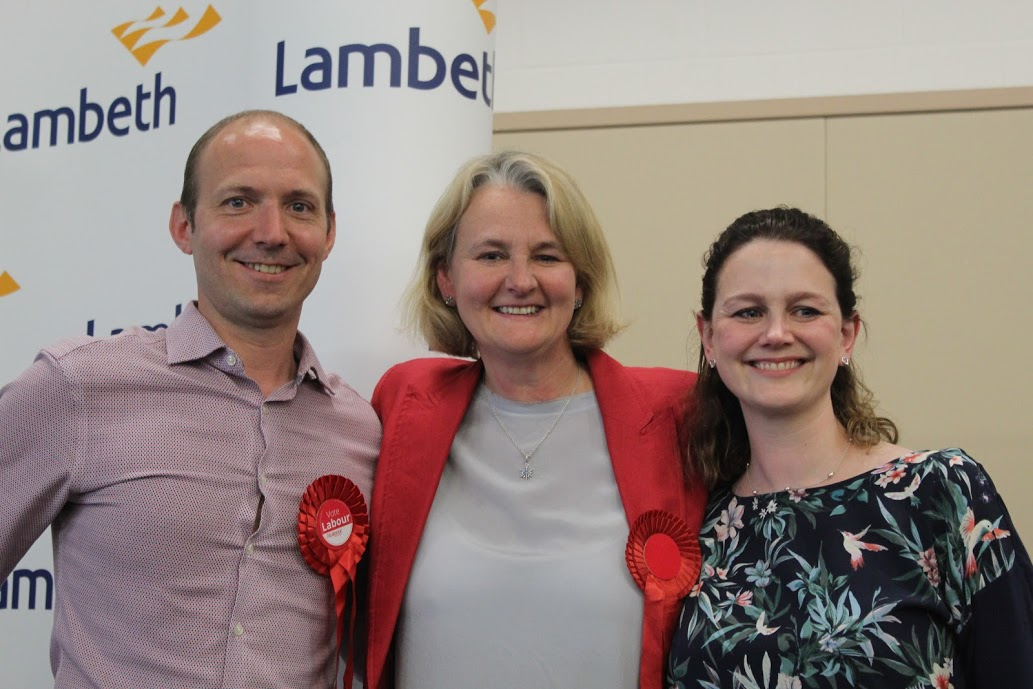 All change in Lambeth as Lib Peck quits for City Hall job