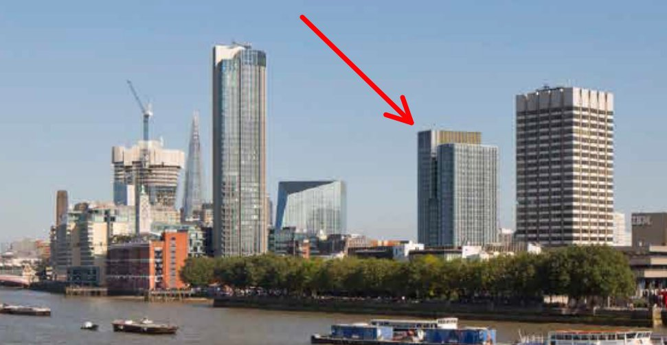 Green light for 26-storey tower on Hatfields and Paris Garden