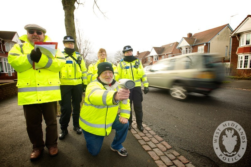 Volunteers catch 170 motorists speeding in Long Lane during 2018