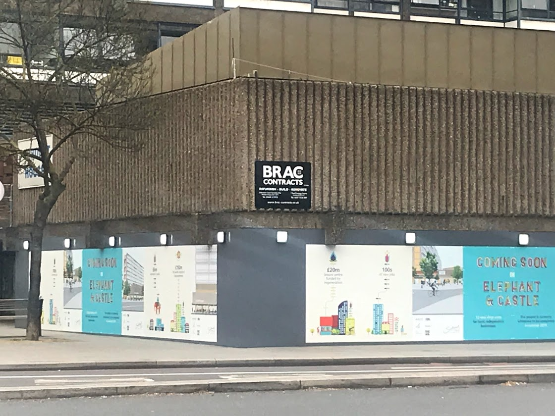 Some Elephant & Castle traders get new space - but is it enough?