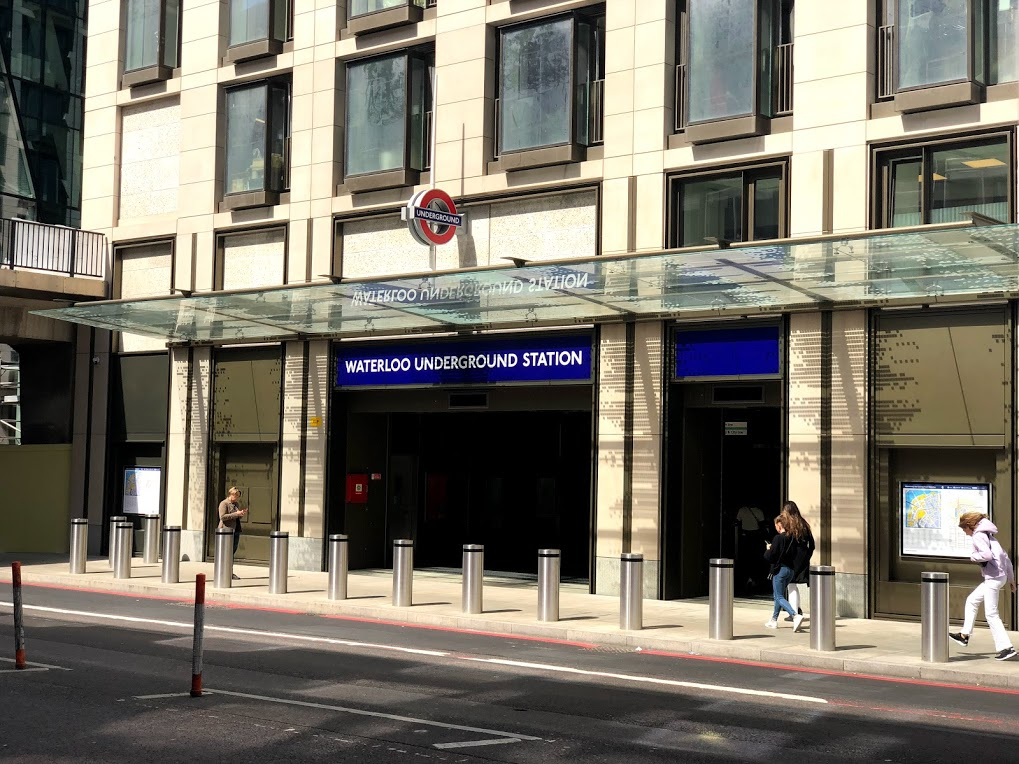 York Road entrance to Waterloo Tube reopens after 3.5 years