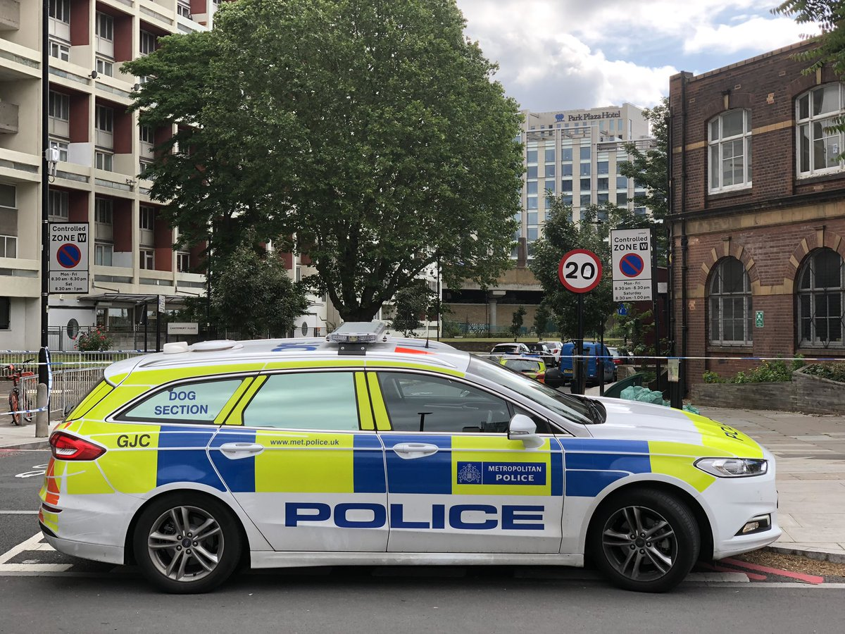 Royal Street shut after man found with gunshot wound