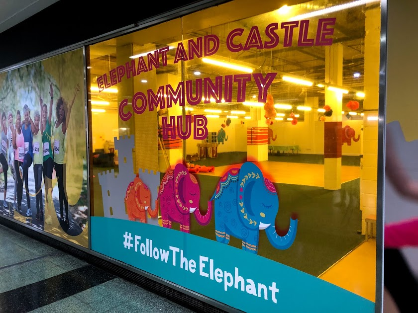 'Community hub' to open at Elephant & Castle Shopping Centre