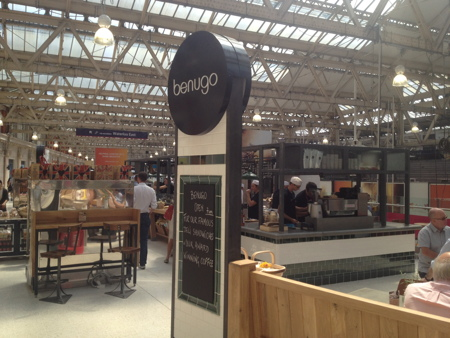 Benugo fined for selling alcohol to 15-year-old at Waterloo