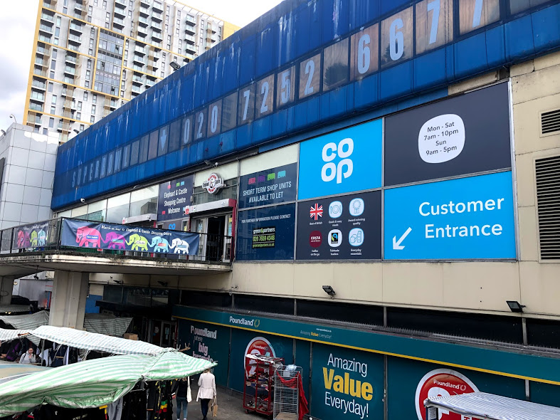 Co-op opens food store at Elephant & Castle Shopping Centre