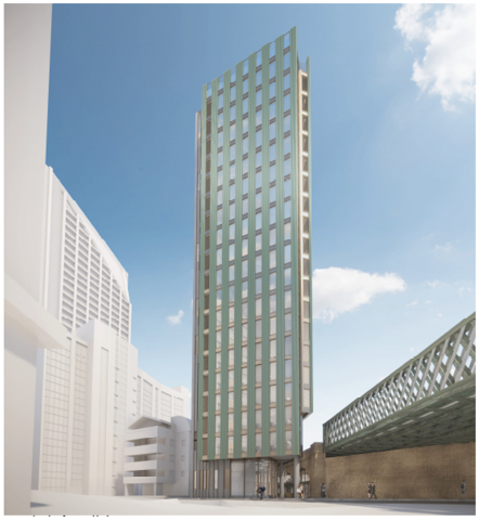 Green light for 21-storey office tower on Rockingham Street