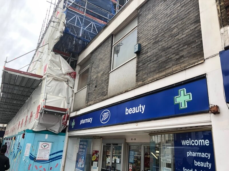 Boots in Lower Marsh will relocate to allow hotel expansion