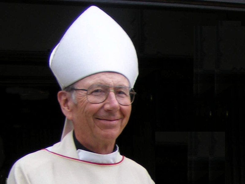 Former Archbishop of Southwark Michael Bowen has died
