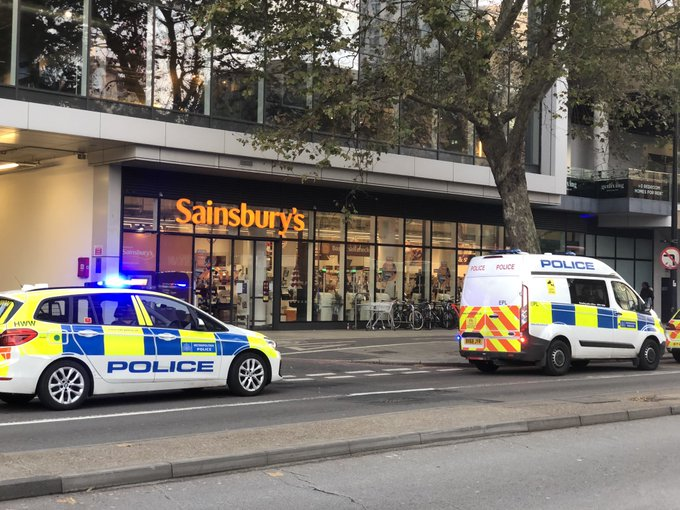 Sainsbury's closed after 16-year-old stabbed in New Kent Road