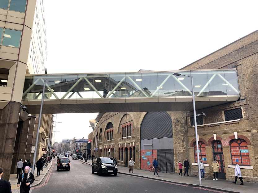 London Bridge: Tooley Street footbridge could be demolished