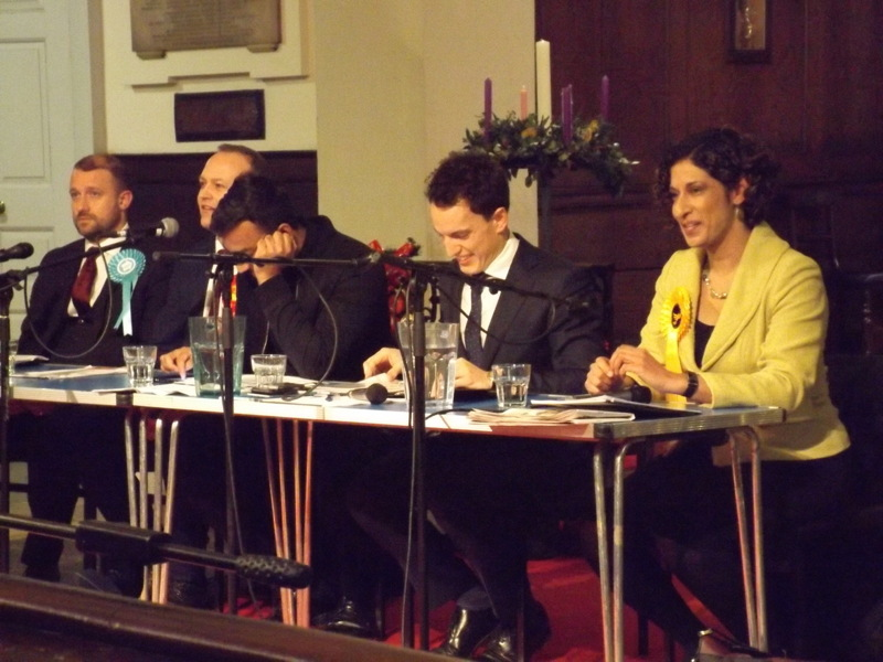 Bermondsey & Old Southwark candidates face the public at hustings
