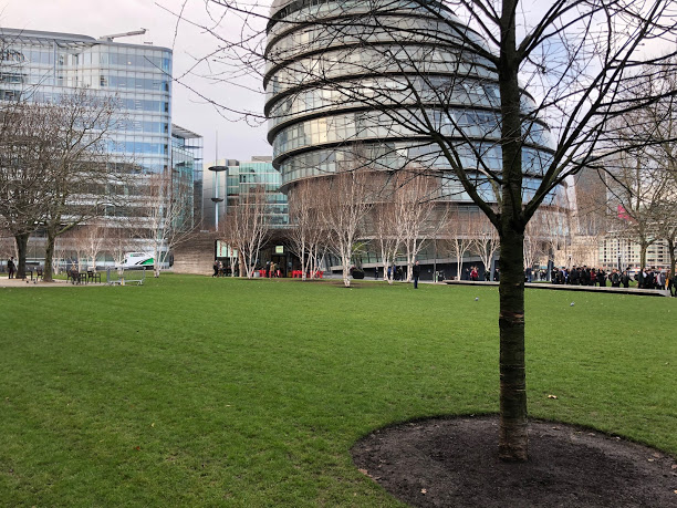 Potters Fields Park to host Euro 2020 'football village'