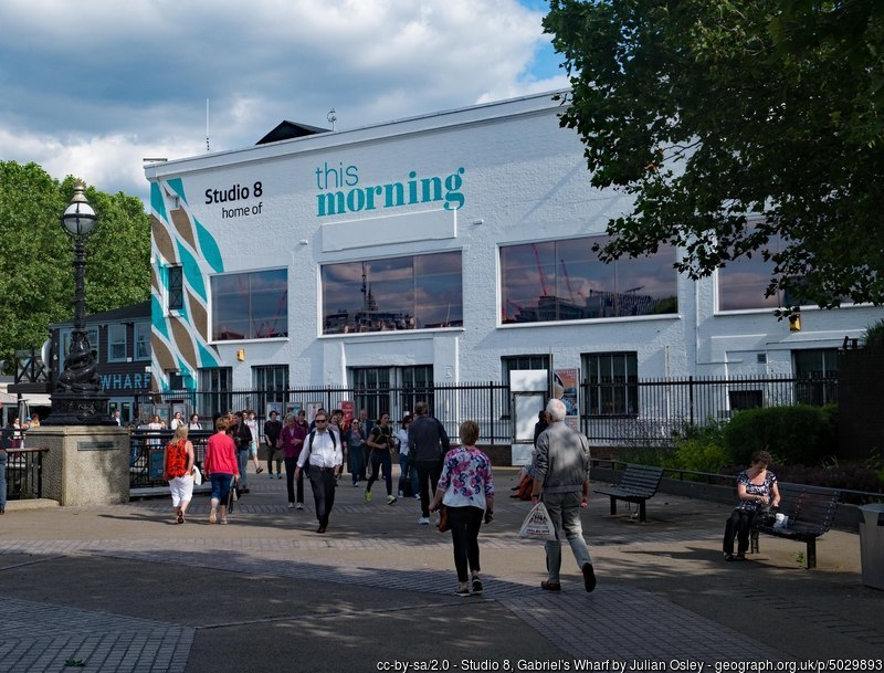 ITV plans visitor attraction at South Bank studios site