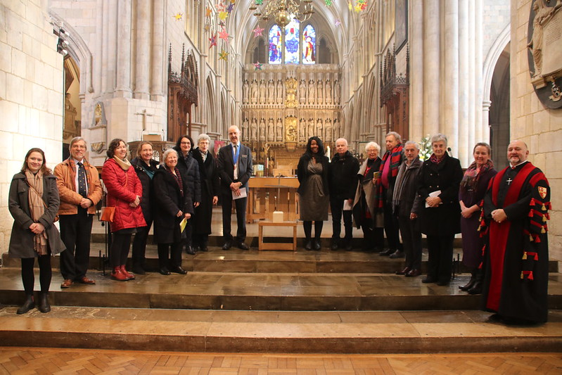 Southwark Cathedral joins global peace and reconciliation network