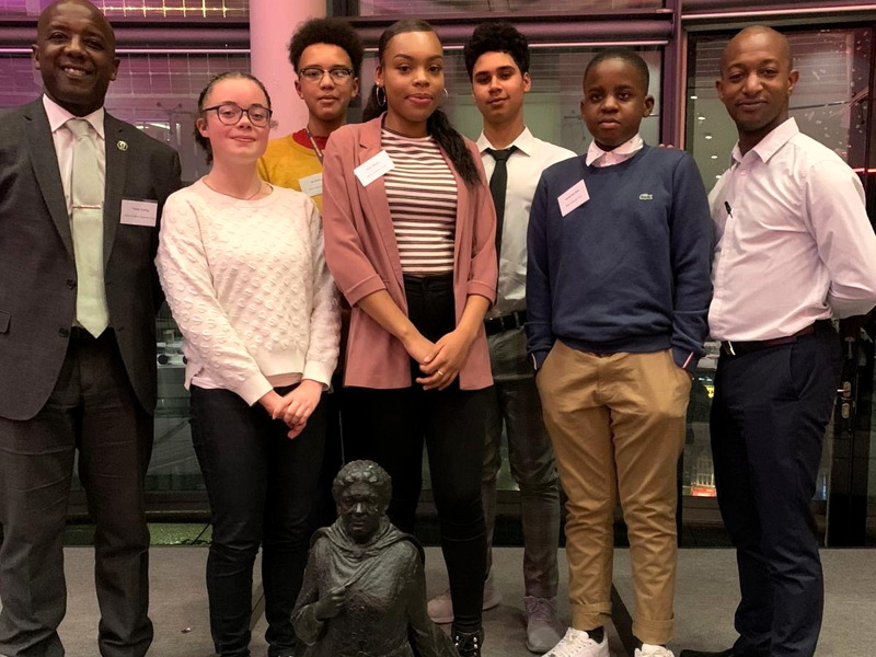 Bermondsey pupil wins Mary Seacole competition