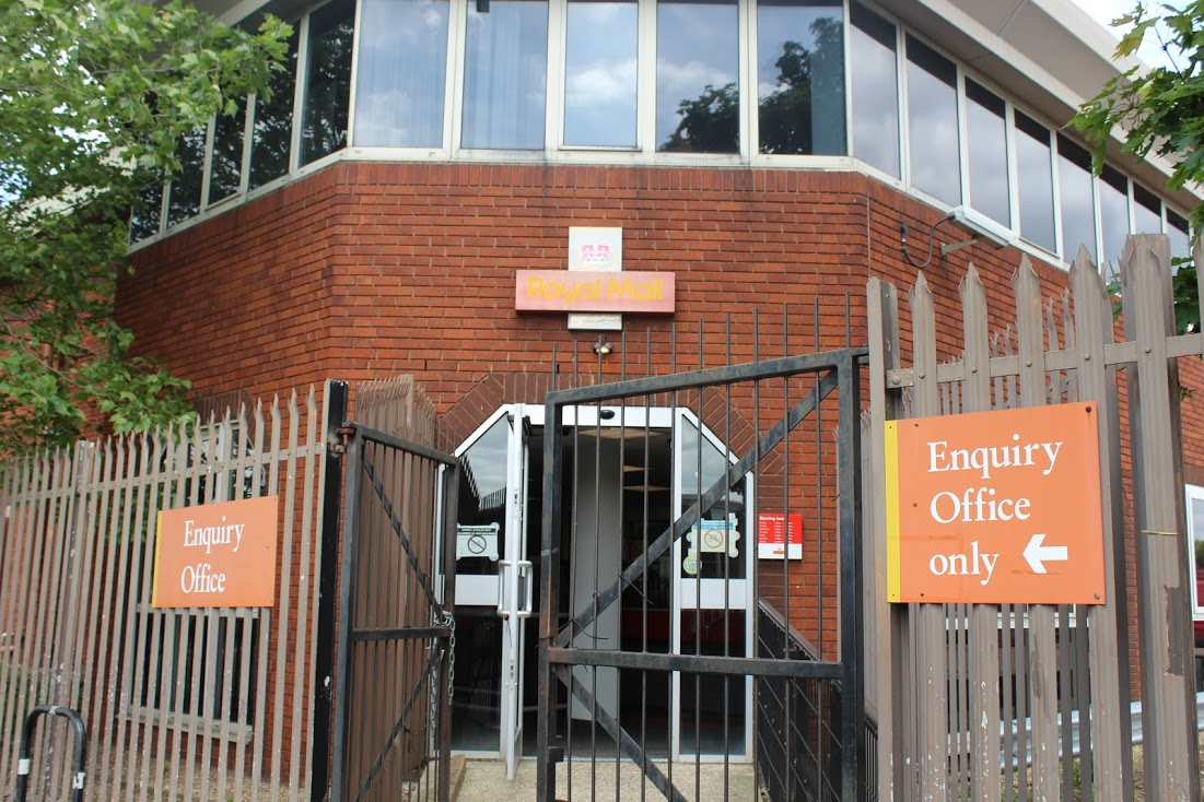 Royal Mail cuts Mandela Way public opening hours by 85 per cent