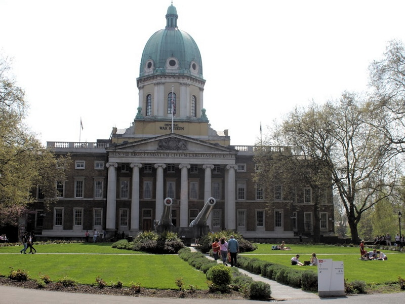 Government doesn't understand us, says Imperial War Museum