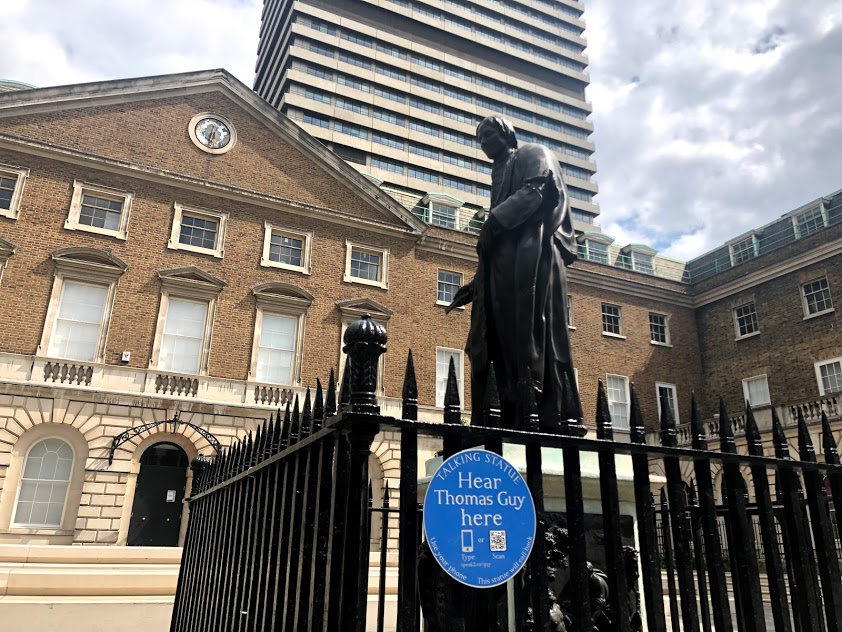 Future of Thomas Guy statue in question as slavery row grows