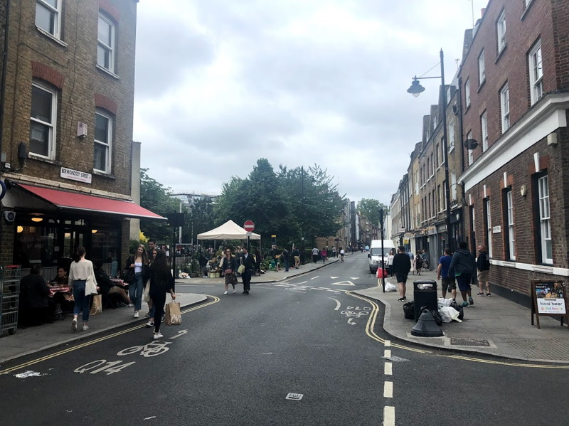 Bermondsey Street to be closed to through motor traffic