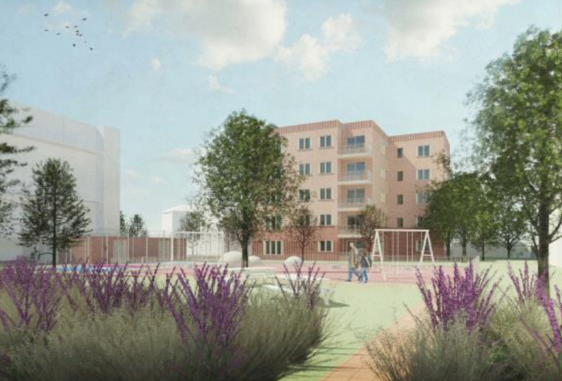 16 new council homes on St Saviour's Estate approved