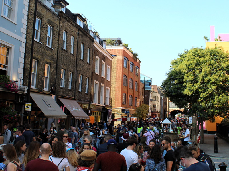 Bermondsey Street Festival reinvented as market due to pandemic