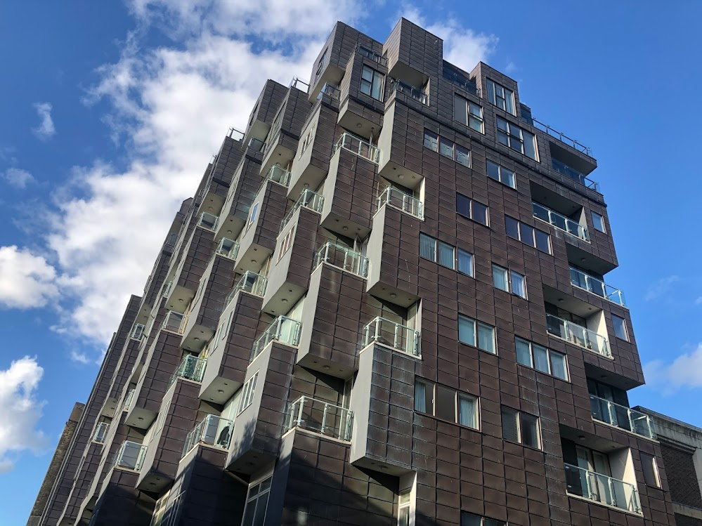Great Suffolk Street flats: polystyrene insulation to be removed