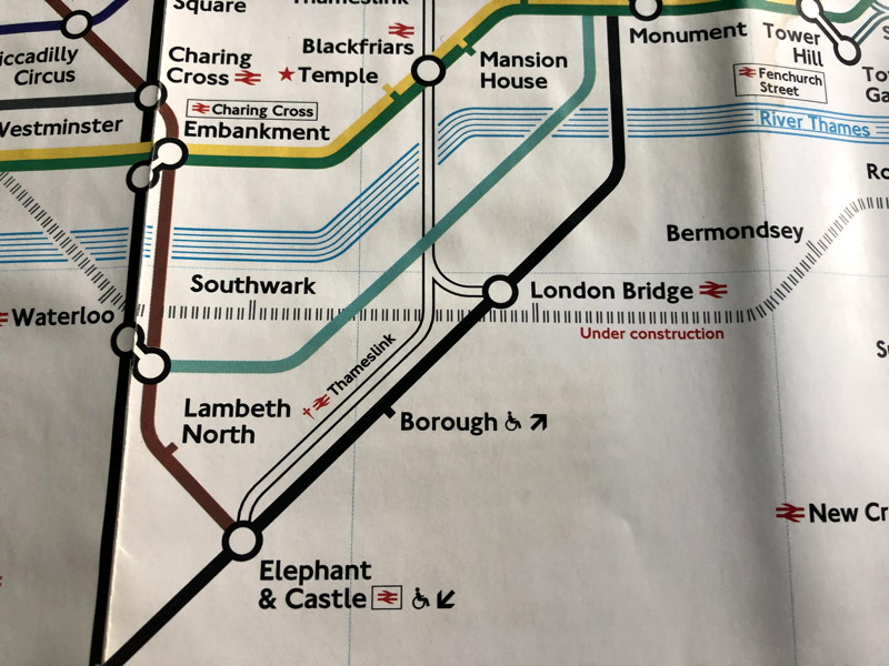 Thameslink could soon be back on the tube map, says Mayor