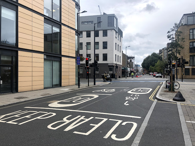 Great Suffolk Street Low Traffic Neighbourhood plan revealed