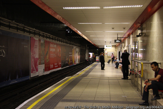 No end in sight to Waterloo & City line closure