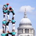St George's Day: human towers and an Anglo-Catalan festival at Borough Market