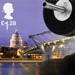 Millennium Bridge and London Eye feature on Paralympics stamps
