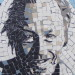 Waterloo roadsweeper Dave Squires immortalised in mosaic