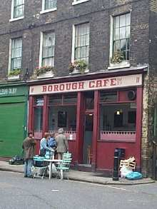 Borough Cafe