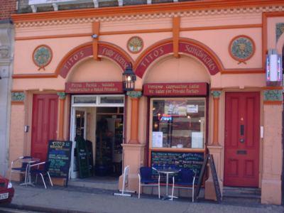 Tito S Peruvian Restaurant London