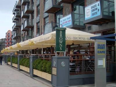 Browns tea trade wharf shad thames se1 2yg browns malvernweather Choice Image