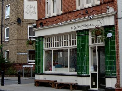 Restaurants Bermondsey Street London Bridge